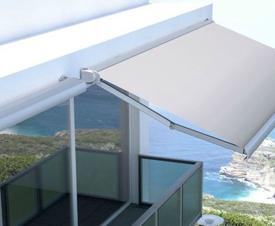 See Images Pinz Folding Arm Awning