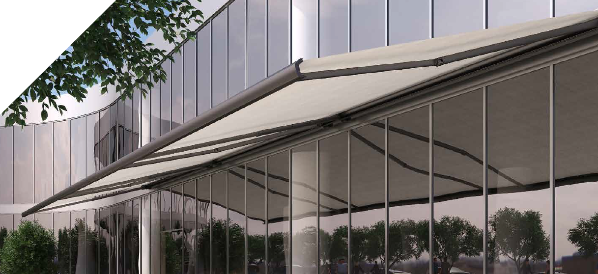 Arinna Folding Arm Awnings