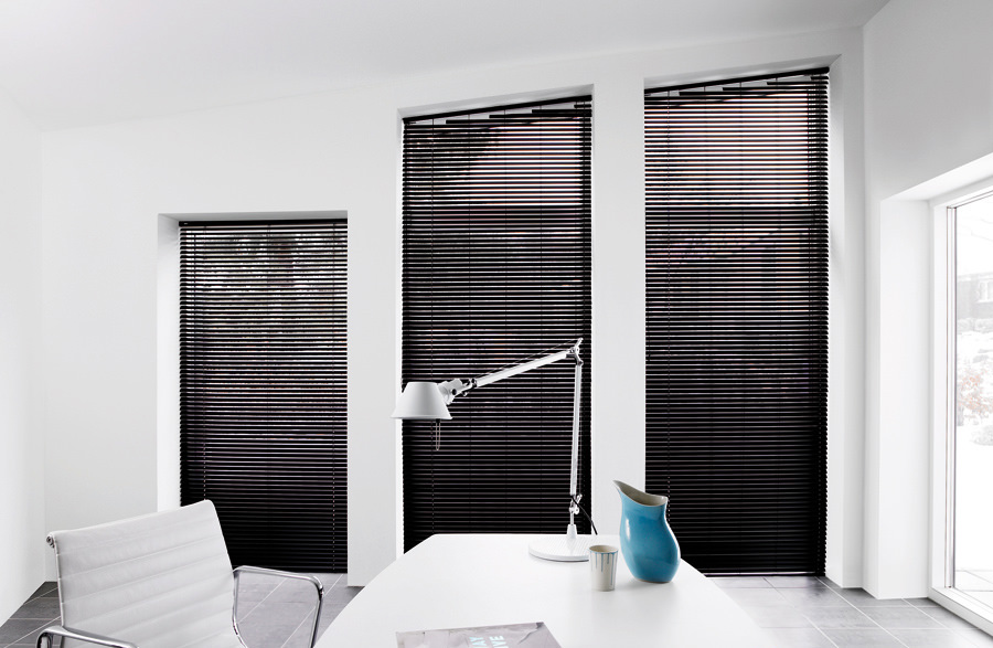 Aluminium Venetian Blinds By Faber Custom Supply