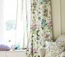 custom curtains Charles Parsons Italian Gardens Curtain Fabric