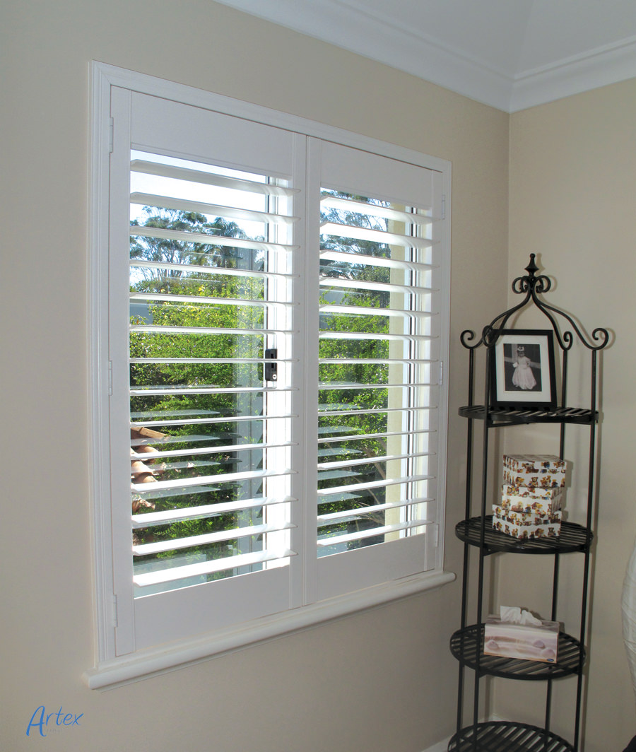 the perfect window a shutter for bay blinds image plantation and shutters