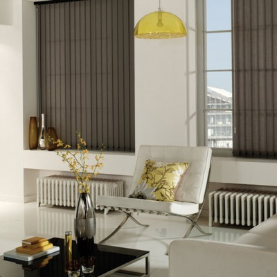 Uniline Screen Text  Flint 1 Vertical Blinds
