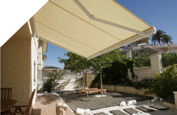 Marici Folding Arm Awnings