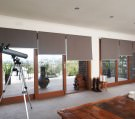 Blockout Roller Blinds Mermet Blockout Blinds wa