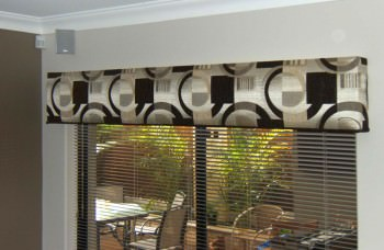 Pelmets for Curtains Abbey Blinds