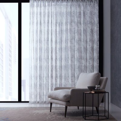 Charles Parsons Provence Sheer Curtain Fabric