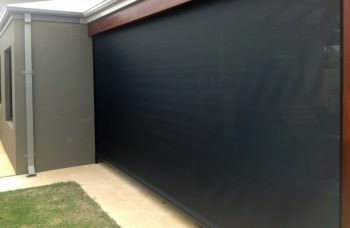 Patio blinds