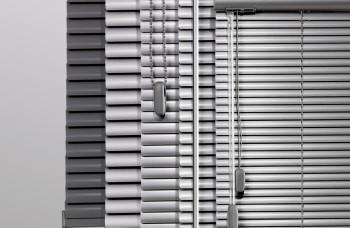 Aluminium Venetian Blinds By Faber Custom Supply