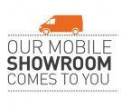 mobile blinds and curtain showroom