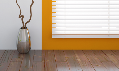 White Timber Venetians Abbey Blinds Perth, Western Australia