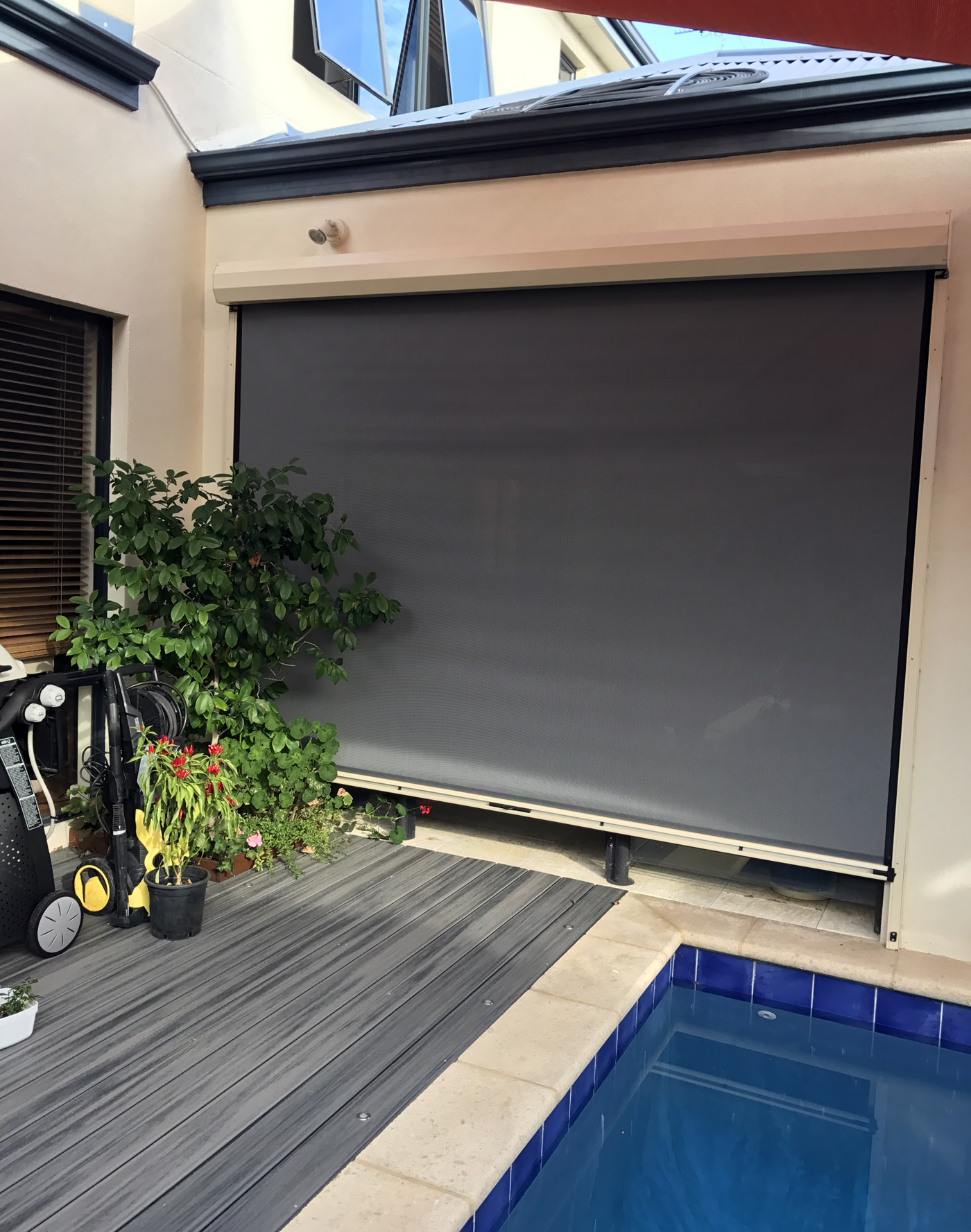 Outdoor Blinds Gallery Abbey Blinds