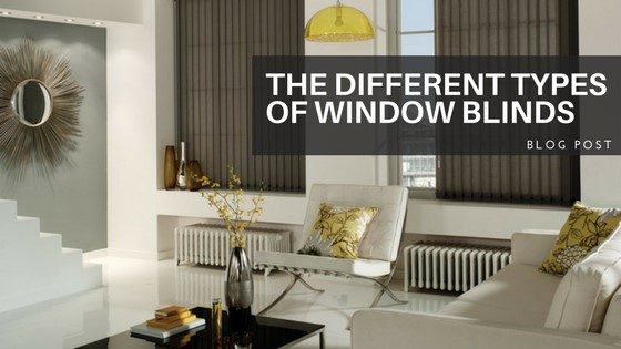 The Different Types Of Window Blinds Abbey Blinds And